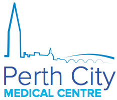 Perth Medical Centre Logo